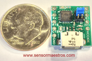 smMOTN-MPU9250 - SensorMaestros